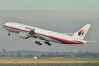 The disappearance of the Malaysia airplane