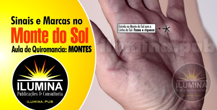 Sinais e Marcas no Monte do Sol