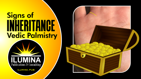 Signs of Money Through Inheritance in Your Hand