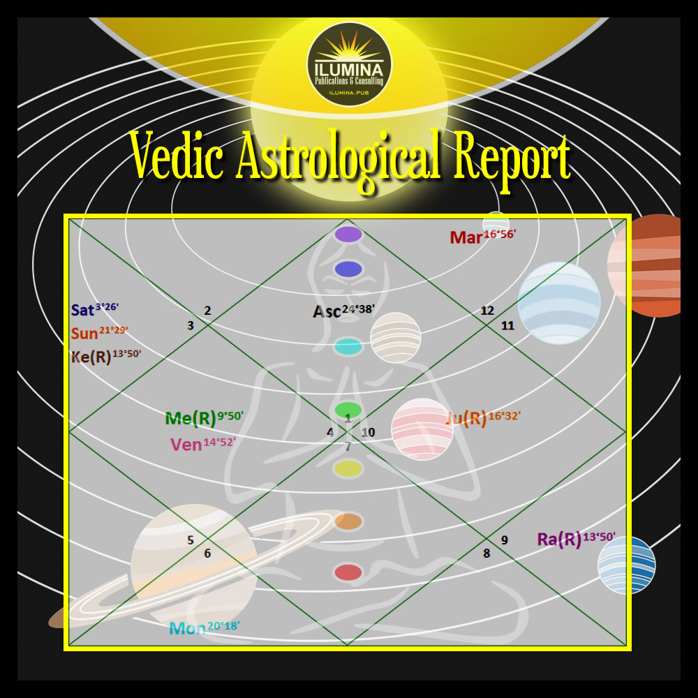 Vedic Astrological Report